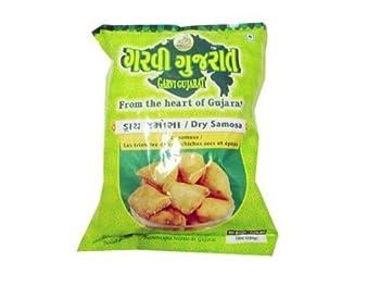 Garvi Gujarat - Samosas épicés (secs) - 3 x 285 g