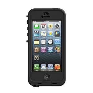 LifeProof nüüd, wasserdichte Schutzhülle für Apple iPhone 5, schwarz