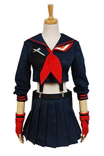 KILL la KILL Ryuko Matoi Cosplay Kostüm Damen L