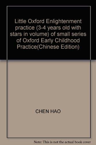 little-oxford-enlightenment-practice-3-4-years-old-with-stars-in-volume-of-small-series-of-oxford-ea