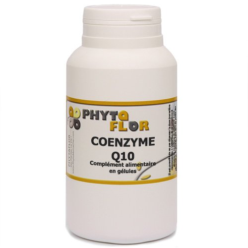 COENZYME Q10 Phytaflor en gélules. - . : 1 boite de 150 gélules