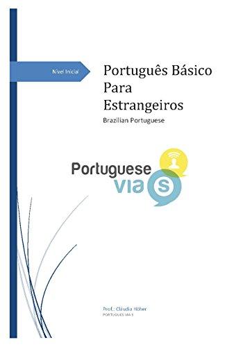Portugués Básico I: Primeiros vocabulários em Português (Portuguese Edition)