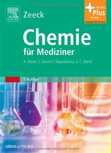 Chemie für Mediziner: mit Zugang zum Elsevier-Portal