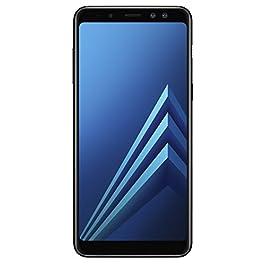 Samsung Galaxy A8 (2018) SM-A530F 4G Black – smartphones (14.2 cm (5.6″), 4 GB, 16 MP, Android, 7.1.1, Black)
