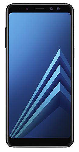 "Samsung Galaxy A8 (2018) SM-A530F 4G Negro - Smartphone (14,2 cm (5.6""), 4 GB, 16 MP, Android, 7.1.1, Negro)"