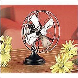 Retro-Ventilator (infactory) oszillierend um 45°