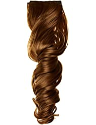 BiYa Hair Elements Thermatt Extensions de cheveux bouclés...
