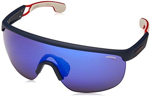 Carrera Herren 4004/S W1 RCT Sonnenbrille, Blau (Matt Blue), 99