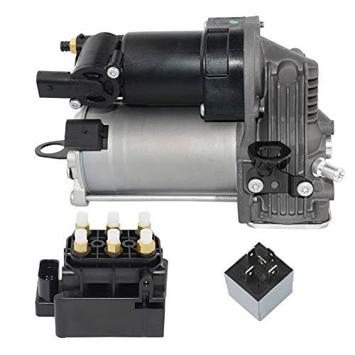 Compressore d\'aria + blocco valvola per W164 X164 A1643200304 A1643200204 A1643201204