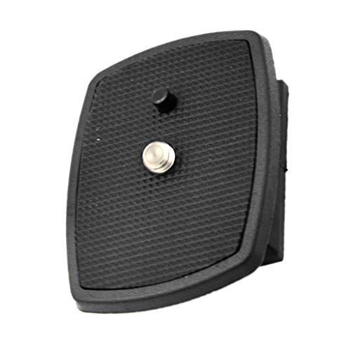IPOTCH Cabeza Universal de Trípode de Placa de Lanzamiento Rpido de QR para Velbon CX-444 CX-888 CX-460