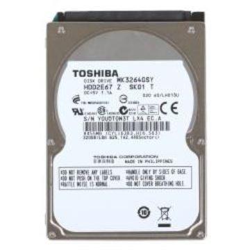 320GB Toshiba 2, 5-Zoll SATA Laptop-Festplatte (7.200 u/min, 16MB-Cache) - Sata-festplatte 7.200 U / Min 16mb Cache