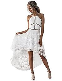 Amazon.it  abito da sposa - Arancione   Vestiti   Donna  Abbigliamento 0dc422ce2cc