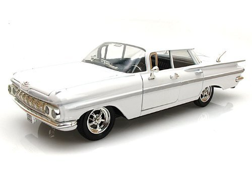 1959-chevrolet-impala-sedan-4-doors-white-1-32-by-arko-products-35901-by-chevy