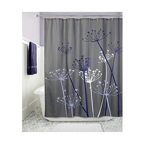 KnSam Anti-Schimmel Badewanne Vorhang Duschvorhang Waschbar, Anti-Bakteriell, Wasserdicht -