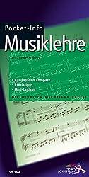 Pocket-Info, Musiklehre