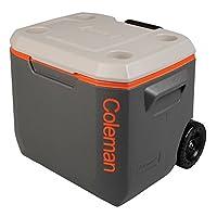 Coleman - Cooler box 50QT Wheeled Xtreme cool 2