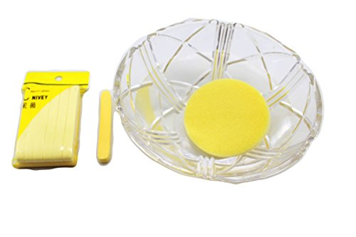Magic Face Pack Cleanser Sponge  available at amazon for Rs.195