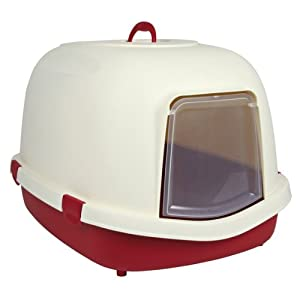 Primo XL Litter Tray, with Dome - 56 × 47 × 71 cm from Trixie