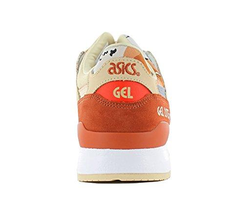Asics H7y0l, Chaussures Homme Beige / Brun