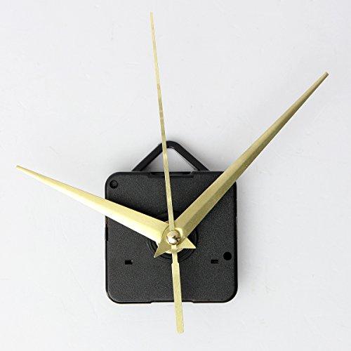 Inovey Bricolage Mains D'Or Quartz Mécanisme De Mouvement D'Horloge Pièces Ensemble D'Outils
