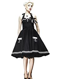 Hell Bunny Kleid MOTLEY 50'S DRESS black