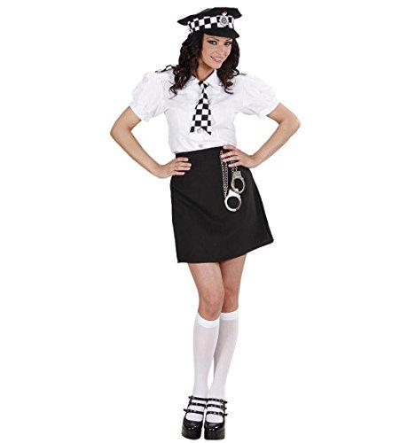 WIDMANN Kostüm britische polizotta, Größe M