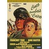 Cinco Tumbas Al Cairo [DVD]