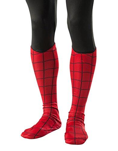Spider-Man Herren Stiefel, The Amazing - Spiderman Kostüm Stiefel