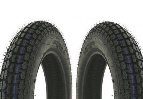 2x Reifen Kenda K303A 3.00-10 42J TT für Vespa PK 50 125 XL Roller