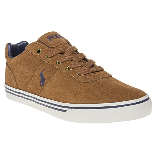 Ralph Lauren - Polo Hanford Vulc Dark Navy - Sneakers Homme