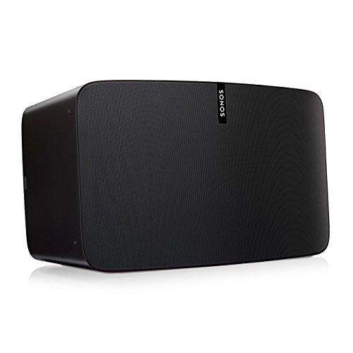 SONOS PLAY:5 - Ultimate Smart Speaker for Streaming Music (Black)