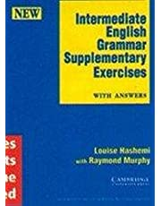 Intermediate English Grammar Supplementary Exercises with A