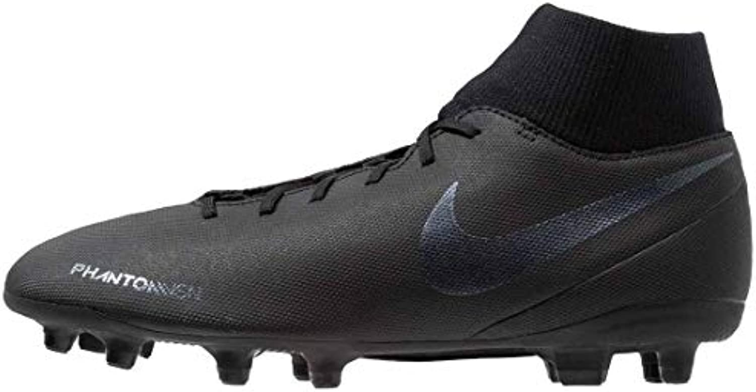Nike Phantom Vsn Club DF FG/MG, Zapatillas de Fútbol Unisex Adulto