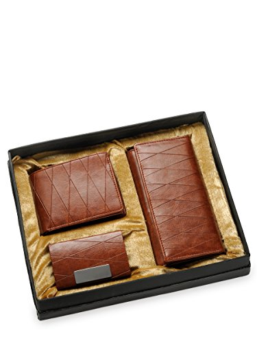 Gifts for Men arum special couple combo in light brown women's wallet, men's wallet & business card holder Arum Special Couple Combo In Light Brown Women's Wallet, Men's Wallet & Business Card Holder 41nWsOUnSPL