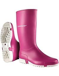 Dunlop Protective Sport Retail, Botas de Agua Unisex Niños