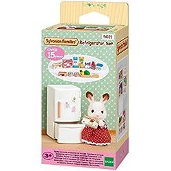 Sylvanian Families - 5021 - Set Réfrigérateur - Mini-Poupée