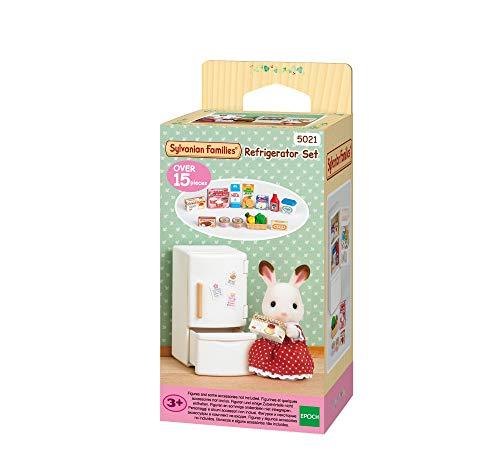 Sylvanian Families-8718637035662 Animales Set refrigerador