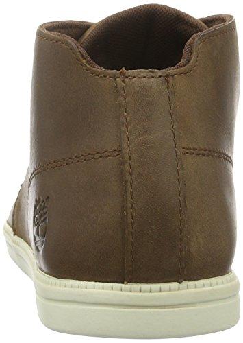 Timberland Fulk Lp Mid, Sneakers Hautes Homme Marron (Gaucho)