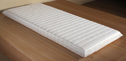 test avis matelas pliant en mousse avec housse hypoallerg nique h10 cm. Black Bedroom Furniture Sets. Home Design Ideas