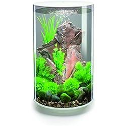Oase biOrb Tube Aquarium 30LED, Noir