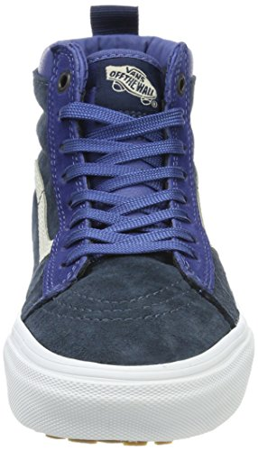 Vans Sk8-Hi MTE, Baskets Mixte Adulte Bleu (Mte/ True Navy/dress Blues)