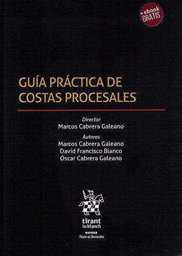 Guía Práctica de Costas Procesales (Esfera)