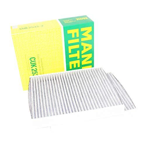 MANN Cabin Filter CUK 2533-2 Dawn Coupe