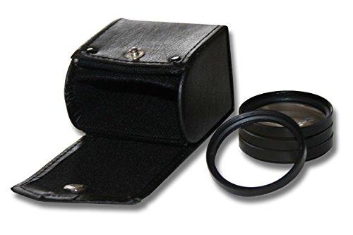 vhbw Set Lenti Close Up Filtri Macro 67mm per Fotocamera Zeiss Batis 1.8/85 mm, Zeiss Batis 2/25 mm, Zeiss Distagon T* 2/25.