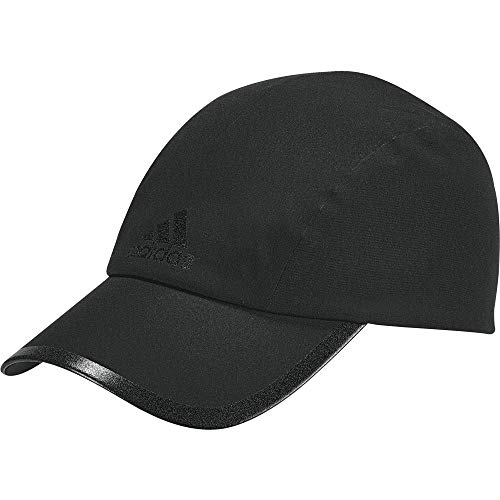 adidas R96 CP Cap Hat, Black Reflective, One Size -