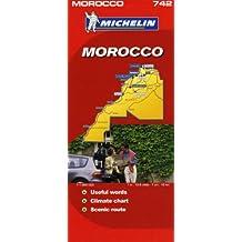 Morocco (Michelin Maps)