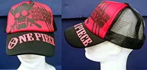 Casquette One Piece de Shanks le roux