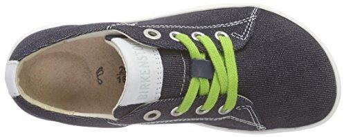 Birkenstock Unisex-Kinder Arran Low-Top Blau (Dark Blue)