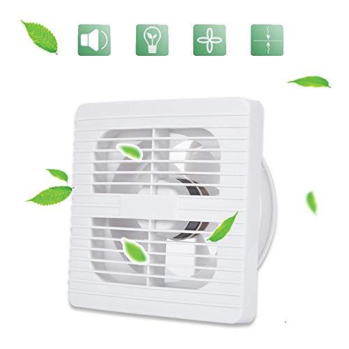 Abluftventilator bad decke,Der Abluftventilator ist extrem leise,abluftventilator für küchen,Für Dachboden, Lüftungsschlitze, Anbauzelte, Keller,White - Decke Lüftungsschlitze