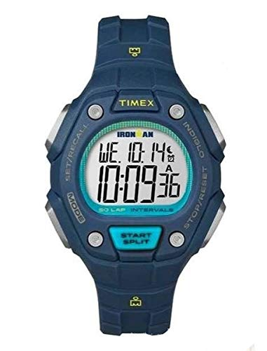 Timex Herren Digital Quarz Uhr mit Plastik Armband TW5K93600 - 16mm Timex Watch Band